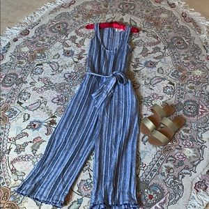 Cloth and Stone Jump Suit